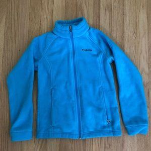 Columbia Fleece Jacket - Girls M 10/12